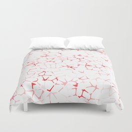 VVero Red Duvet Cover