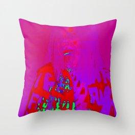 Cardifinity pt2 Throw Pillow