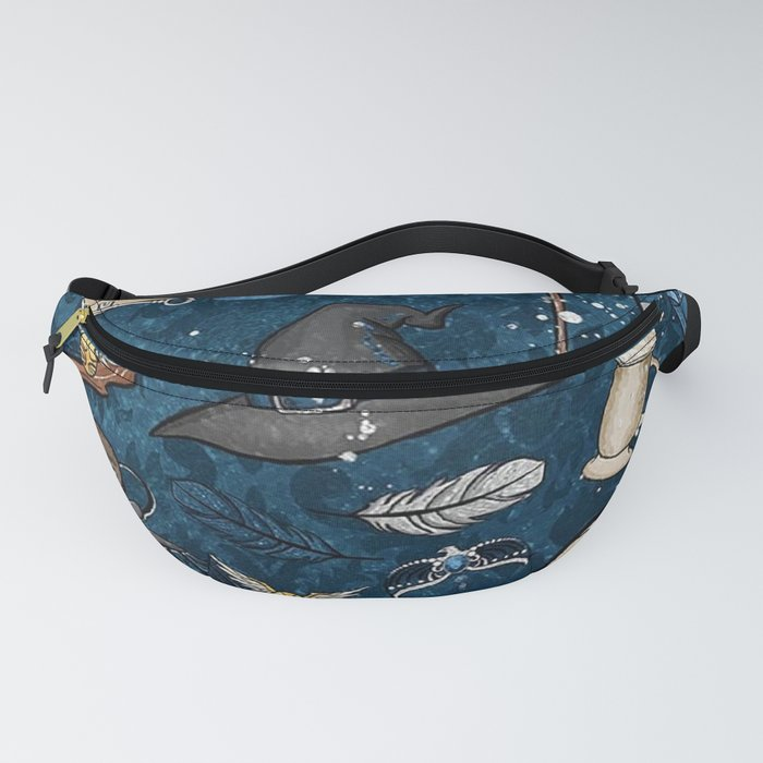 Hogwarts Things Fanny Pack