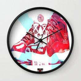 REGGIE PLAY JAY Wall Clock