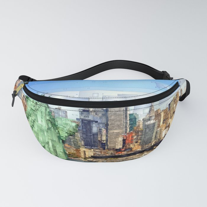 City of New York - Statue of Liberty Fanny Pack