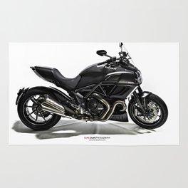 Ducati Diavel 2013 Rug