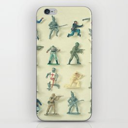 Broken Army iPhone Skin