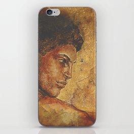 Yearning~ Man iPhone Skin