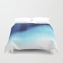 BLUR / frost Duvet Cover