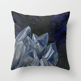 The Earth Warrior Throw Pillow