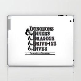Dungeons & Dragons Laptop & iPad Skin