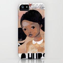Zora iPhone Case