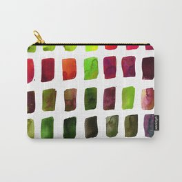 Brushstrokes 1za by Kathy Morton Stanion Carry-All Pouch