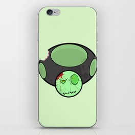 Zombie Toad iPhone Skin