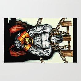 X Colossus Rug