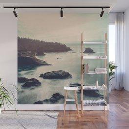 Ocean Motion Wall Mural