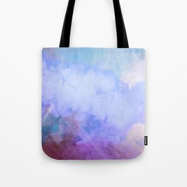 DREAMY RAINBOW CLOUDS Tote Bag