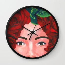 Corby - Florae Series Wall Clock