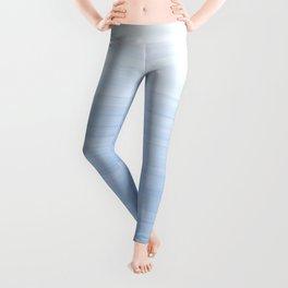 Pastel Blue Strokes Leggings
