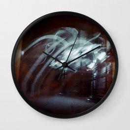 visible Wall Clock