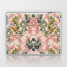 Where lizards live-Pink Laptop & iPad Skin