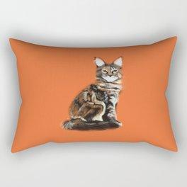 The Royal Safir Rectangular Pillow