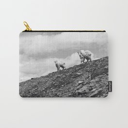 MOUTAIN GOATS // 2 Carry-All Pouch