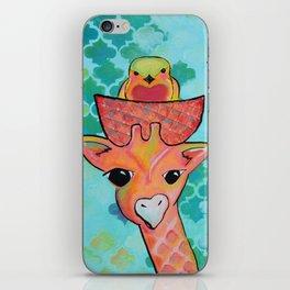 Hello Little Bird iPhone Skin