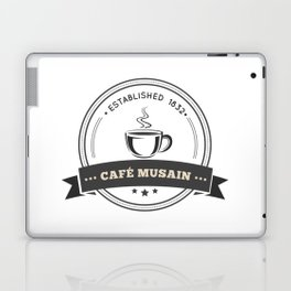 Café Musain #2 Laptop & iPad Skin