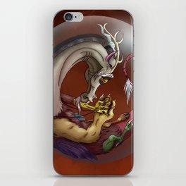 Humbled Discord iPhone Skin
