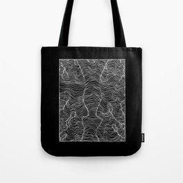 Vis a vis Tote Bag