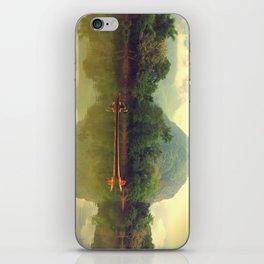 Laos River iPhone Skin