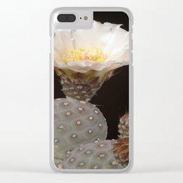 CACTUS4 Clear iPhone Case