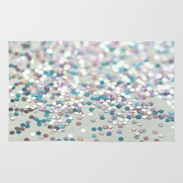 NICE NEIGHBOURS - GLITTER PHOTOGRAPHY Rug