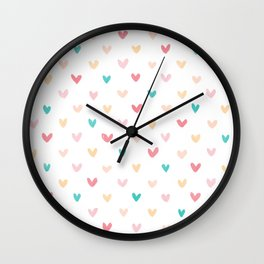 Bundle of love Wall Clock