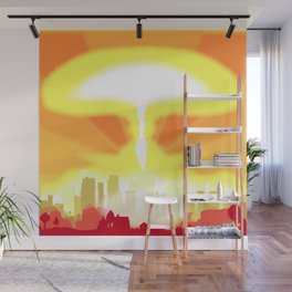 End of the World Wall Mural