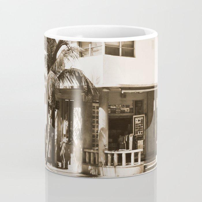 Collins Avenue, Miami Beach Coffee Mug