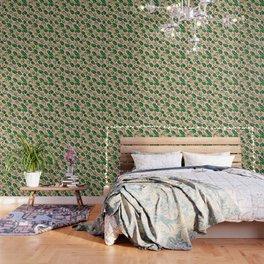 pink avacado Wallpaper