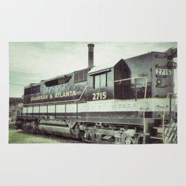 Savannah Railroad Rug