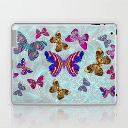 Fractal Butterfly Paradise Laptop & iPad Skin