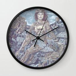 Zena Wall Clock
