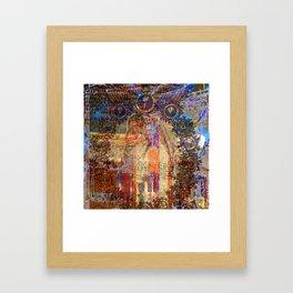Experiment Interrupted Framed Art Print
