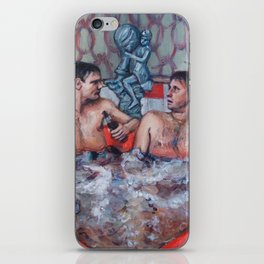 Dumb and Dumber - Some Little Filly Break Your Heart iPhone Skin