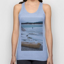 Abraham Lake 1 Unisex Tank Top