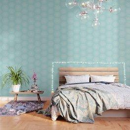 Winter Spirit Mint Wallpaper