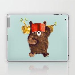 No Care Bear - My Sleepy Pet Laptop & iPad Skin