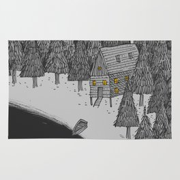 'Isolation' Rug