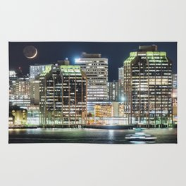Haligonian Moonset Rug