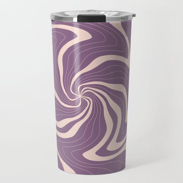 Winding Alleys Travel Mug