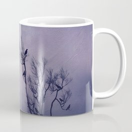 Birds in the Night Coffee Mug