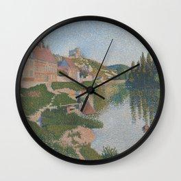 Les Andelys Wall Clock