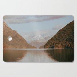Alouette Lake Cutting Board
