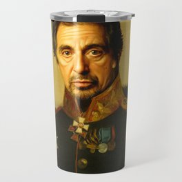 Al Pacino -replaceface Travel Mug