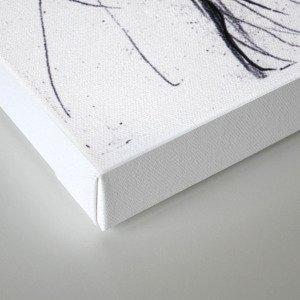 Cerca de la felicidad Canvas Print
